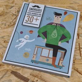 Uitgeverij Snor - Snorgids Mannen 30+
