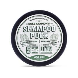 Duke Cannon - Shampoo Puck - Field Mint