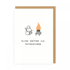Ohh Deer - You're Getting Old