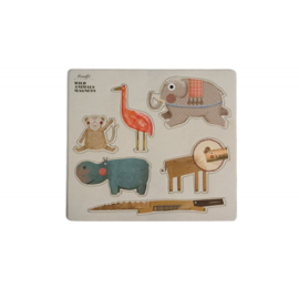 Londji - Wild Animals Magnets