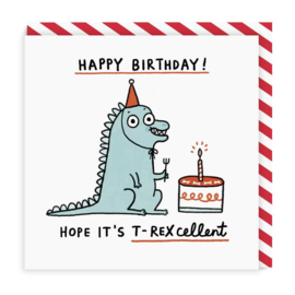Ohh Deer - T-Rexcellent Birthday