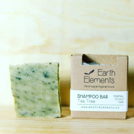 Earth Elements - Shampoo Bar Tea Tree