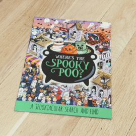 Where's the Spooky Poo?