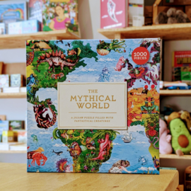 The Mythical World - Puzzle