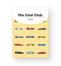The Cool Club - Speelkaarten Cars