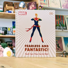 Marvel - Fearless and Fantastic!