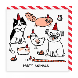 Ohh Deer - Party Animals