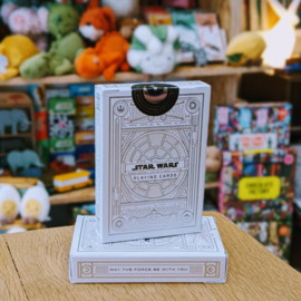 Theory11 - Star Wars: The Light Side (Silver) Playing Cards