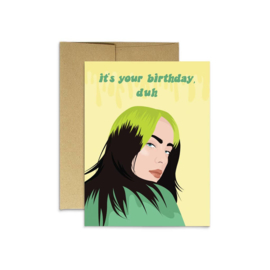 Party Mountain Paper - Billie Birthday