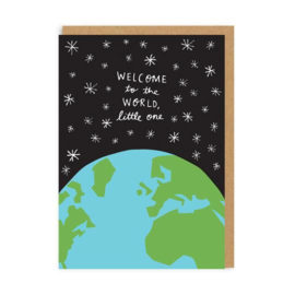 Ohh Deer - Welcome To The World Little One