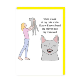 Ohh Deer - Cat's Smile