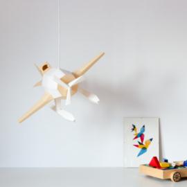 OWL Paperlamps - Seaplane Cotton White