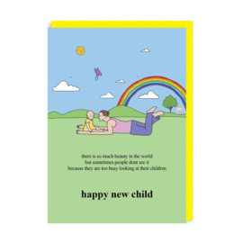 Ohh Deer - Happy New Child