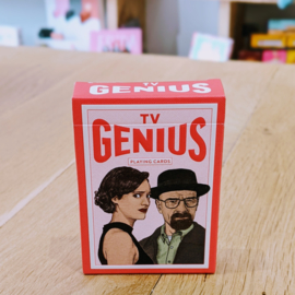 Genius TV - Speelkaarten