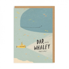 Ohh Deer - Dad You're Whaley Awesome