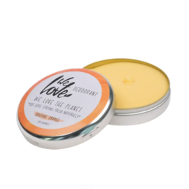 We Love The Planet - Deodorant Blik Original Orange