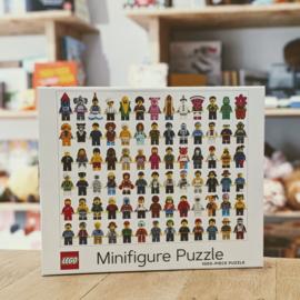 LEGO - Minifigure Puzzle