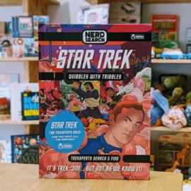 NerdSearch - Star Trek - Quibbles with Tribbles