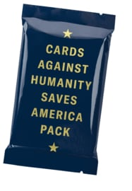 Cards Against Humanity -  Saves America Pack Expansion