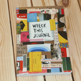 Wreck This Journal - Now In Color
