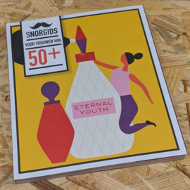 Uitgeverij Snor -  Snorgids Vrouwen 50+