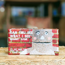 Can You See What I See - Memory Game