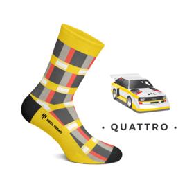 Heel Tread Sokken - Quattro