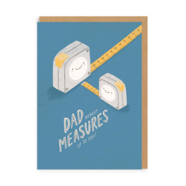 Ohh Deer - Dad, Nobody Measures Up To You!