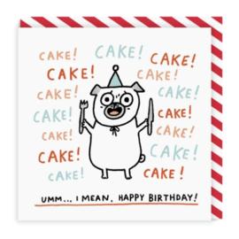 Ohh Deer - Cake! Cake! Cake!