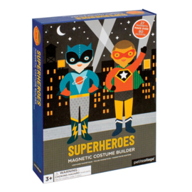 Petit Collage - Superheroes
