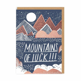 Ohh Deer - Mountains Of Good Luck