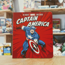 My Mighty Marvel First Book - Captain America