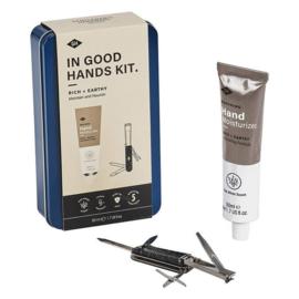 Gentlemen's Hardware - In Good Hands Kit