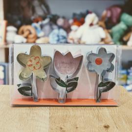 Meri Meri - Koekjesvormen Bloemen