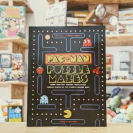 Pac-Man Puzzle Mazes
