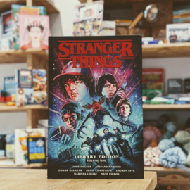 Stranger Things - Graphic Novels - Library Editon: Volume One