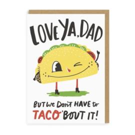 Ohh Deer - Dad Taco