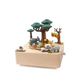 Wooderful Life - Music Box - Safari (#45)