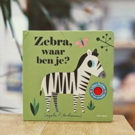 Gottmer - Zebra, waar ben je?