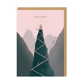 Ohh Deer - New Home Mountain