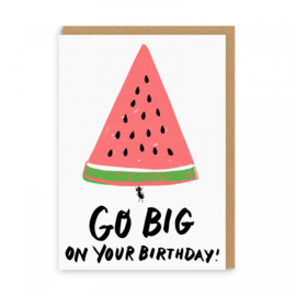 Ohh Deer - Go Big