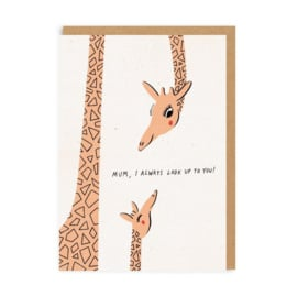 Ohh Deer - Mum, I Always Look Up To You