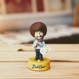 Bob Ross - Bobblehead (with Sound!)