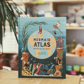The Mermaid Atlas - Merfolk of the World