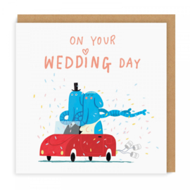 Ohh Deer - Wedding Day