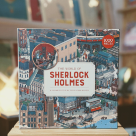 The World of Sherlock Holmes - Puzzle