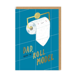 Ohh Deer - Roll Model Dad