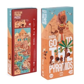 Londji - Go To The Pyramids Puzzel