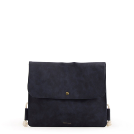 Monk & Anna - String Backpack Avalon Midnight Blue