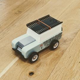 Candylab Toys Houten Auto - Drifter Zebra
